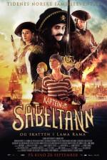 Kaptein Sabeltann og skatten i Lama Rama (2014) afişi