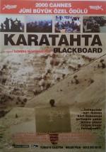 Karatahta (2000) afişi