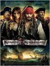 Karayip Korsanları: Gizemli Denizlerde (2011) afişi