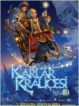 Karlar Kraliçesi (2012) afişi