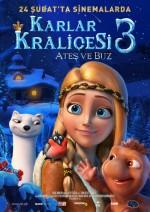 Karlar Kraliçesi 3: Ateş ve Buz Full HD 2017 izle