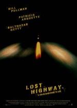 Kayıp Otoban (1997) afişi