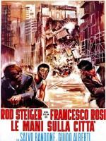 Kentin Üzerindeki Eller (1963) afişi