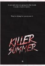 Killer Summer (2015) afişi