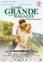 Kızların Büyük Yüreği (2011) afişi