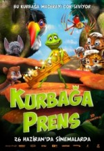 Kurbağa Prens (2014) afişi
