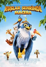 Kuşlar Şehrinde Macera (2012) afişi