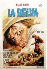 La Belva (1970) afişi