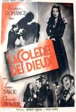 La Colère Des Dieux (1947) afişi