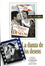 La Danza De Los Deseos (1954) afişi