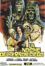 La Noche Del Terror Ciego (1972) afişi