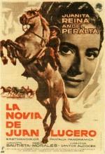 La Novia De Juan Lucero (1959) afişi