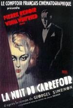 La Nuit Du Carrefour (1932) afişi