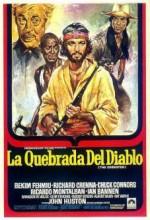 La Quebrada Del Diablo (1970) afişi
