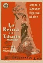 La Reina Del Tabarín (1960) afişi