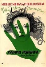 Pastoral Senfoni (1946) afişi