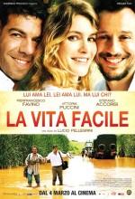 La Vita Facile (2011) afişi