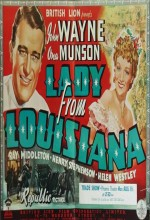 Lady From Louisiana
