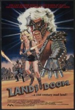 Land Of Doom (1986) afişi