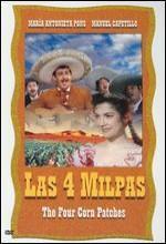 Las Cuatro Milpas (1960) afişi