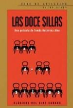 Las Doce Sillas (1962) afişi