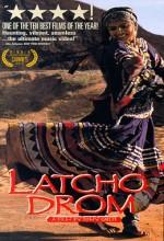 Latcho Drom (1993) afişi