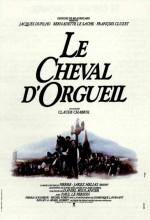 Le Cheval D'orgueil (1980) afişi
