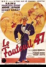 Le Fauteuil 47 (1937) afişi