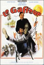 Le Gaffeur (1985) afişi