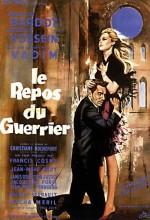 Le Repos Du Guerrier (1962) afişi