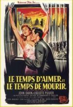 Le Temps De Mourir (1970) afişi