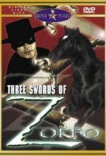 Le Tre Spade Di Zorro (1963) afişi