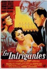 Les Intrigantes (1954) afişi