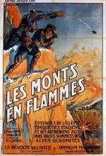 Les Monts En Flammes (1931) afişi