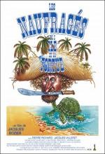 Les Naufragés De L'île De La Tortue (1976) afişi