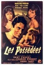Les Possédées (1956) afişi