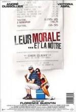 Leur Morale... Et La Nôtre (2008) afişi