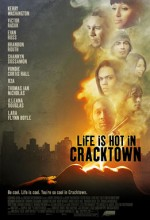 Life Is Hot in Cracktown (2009) afişi