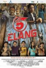 Five Eagles (2011) afişi