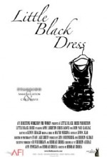 Little Black Dress (2009) afişi