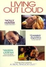 Living Out Loud (1998) afişi