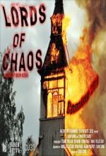 Lords Of Chaos (2012) afişi