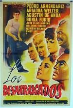 Los Desarraigados (1960) afişi