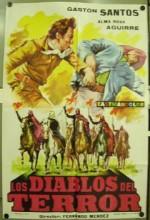 Los Diablos Del Terror (1959) afişi