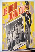 Los Lios De Barba Azul (1955) afişi