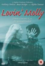Lovin' Molly (1974) afişi