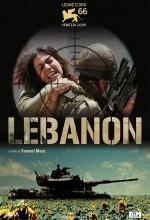 Lübnan (2009) afişi