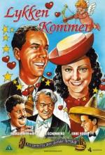 Lykken Kommer (1942) afişi