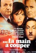 ...la Main à Couper (1974) afişi