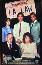 L.A. Law Sezon 5 (1990) afişi